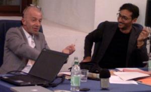 Scrittori e scritture in Castello. Incontri di drammaturgia contemporanea presso il Castello di San Pietro di Ragogna, Udine. Giorgio Monte. Manuel Buttus.