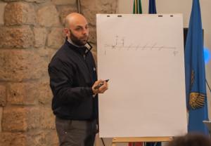 Scrittori e scritture in Castello. Incontri di drammaturgia contemporanea presso il Castello di San Pietro di Ragogna, Udine. Alessandro Di Pauli.