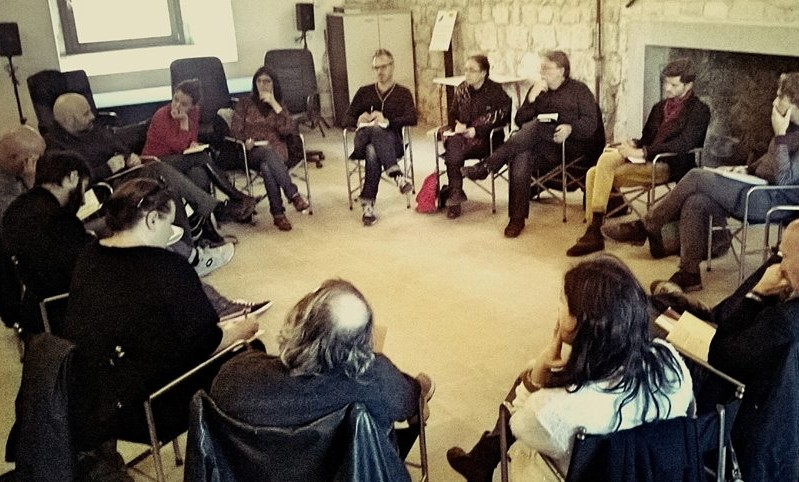 Scrittori e scritture in Castello. Incontri di drammaturgia contemporanea presso il Castello di San Pietro di Ragogna, Udine. Renato Gabrielli.