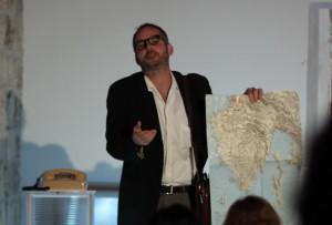 Scrittori e scritture in Castello. Incontri di drammaturgia contemporanea presso il Castello di San Pietro di Ragogna, Udine. Diego Runko.