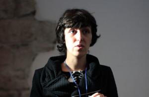Scrittori e scritture in Castello. Incontri di drammaturgia contemporanea presso il Castello di San Pietro di Ragogna, Udine. Giulia Tollis.