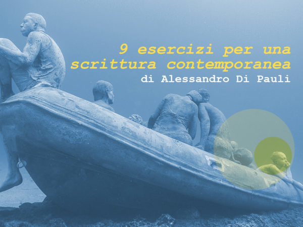 Alessandro Di Pauli esercizi di drammaturgia scrittura