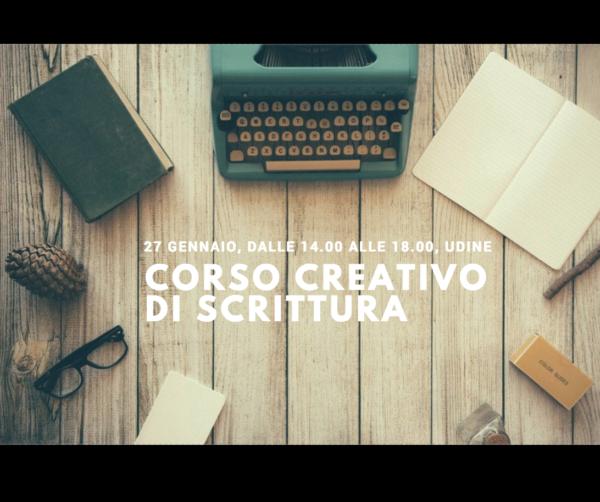 Laboratorio di scrittura creativa Udine