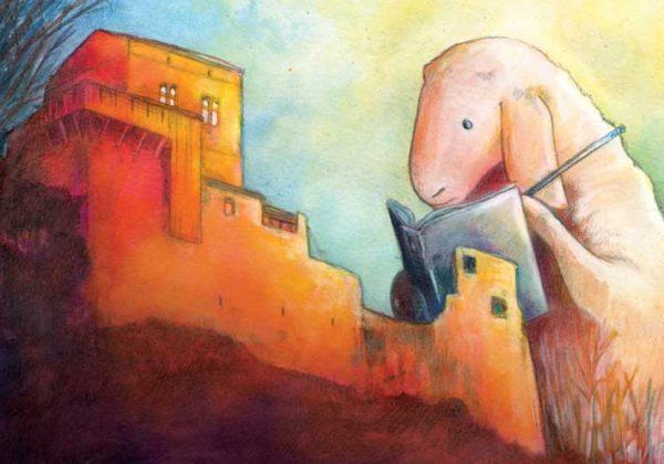 Scrittori e Scritture in Castello | tra poesia e teatralità
