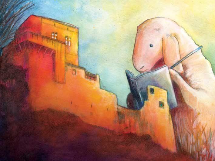 Scrittori e Scritture in Castello incontri di drammaturgia contemporanea