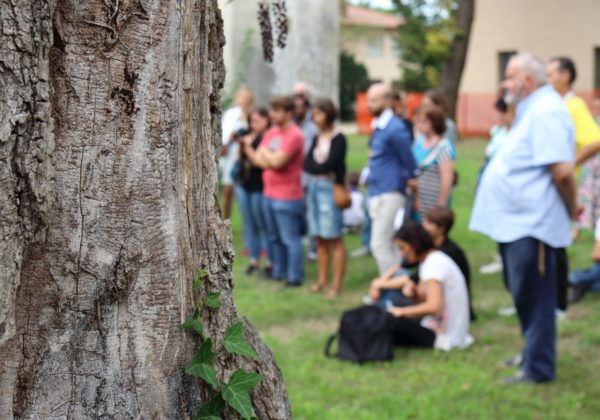 Mappe e Storie al Parco di Sant'Osvaldo | reportage a cura di Stefania Ursella