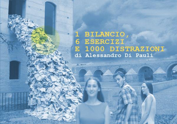 1 BILANCIO, 6 ESERCIZI E 1000 DISTRAZIONI | Palestra di scrittura | a cura di Alessandro di Pauli