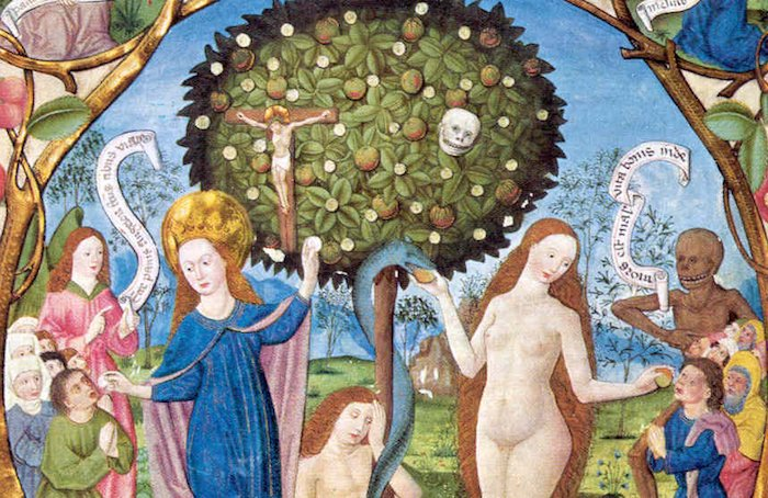 Berthold Furtmeyr — Tree of Life, 1481