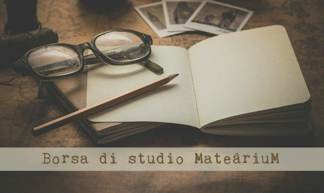 Borsa di studio MateâriuM