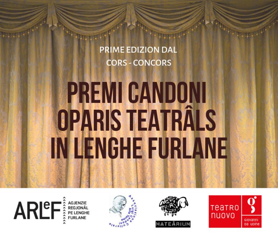 premio candoni drammaturgia in lingua friulana