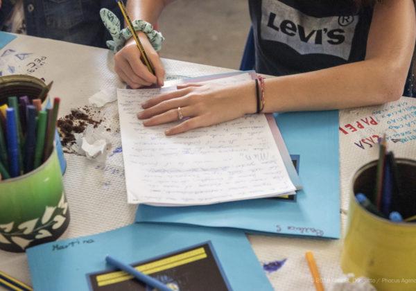 Laboratorio di scrittura per ragazzi/e dai 10 ai 14 anni (GRATUITO)