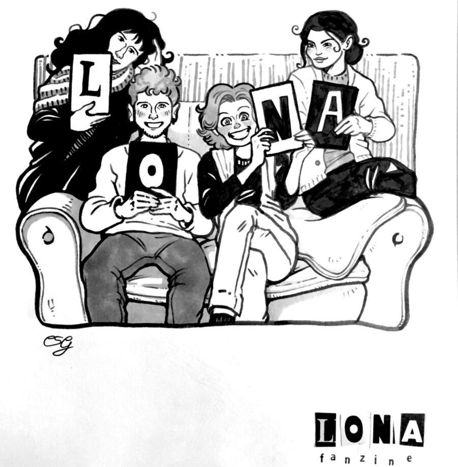 Lona fanzine