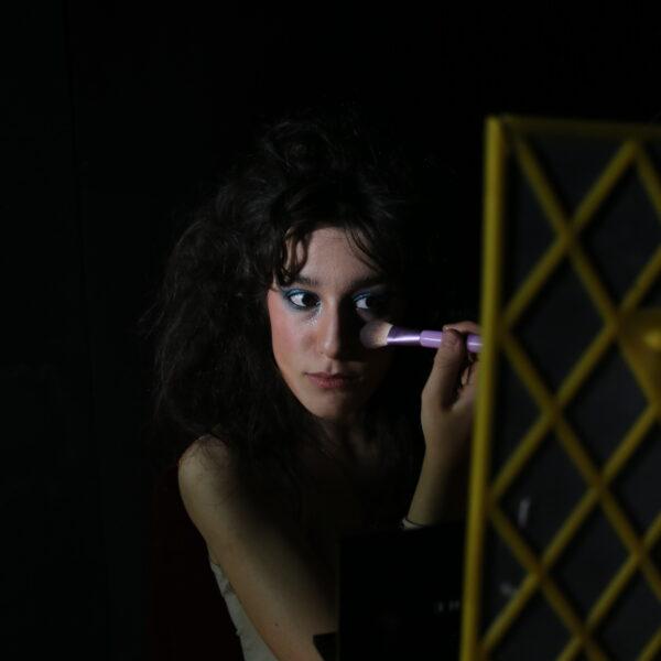 Chiara Signorini Gremigni BUIO 1981