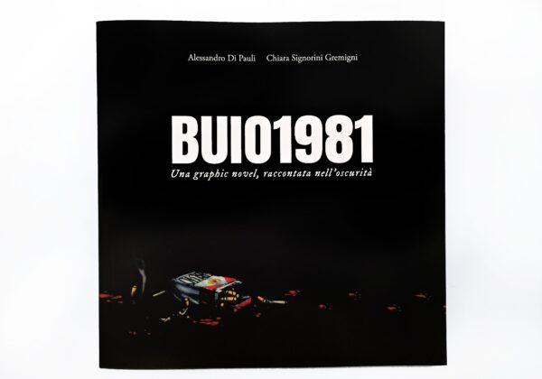 BUIO 1981 | debutta la graphic novel